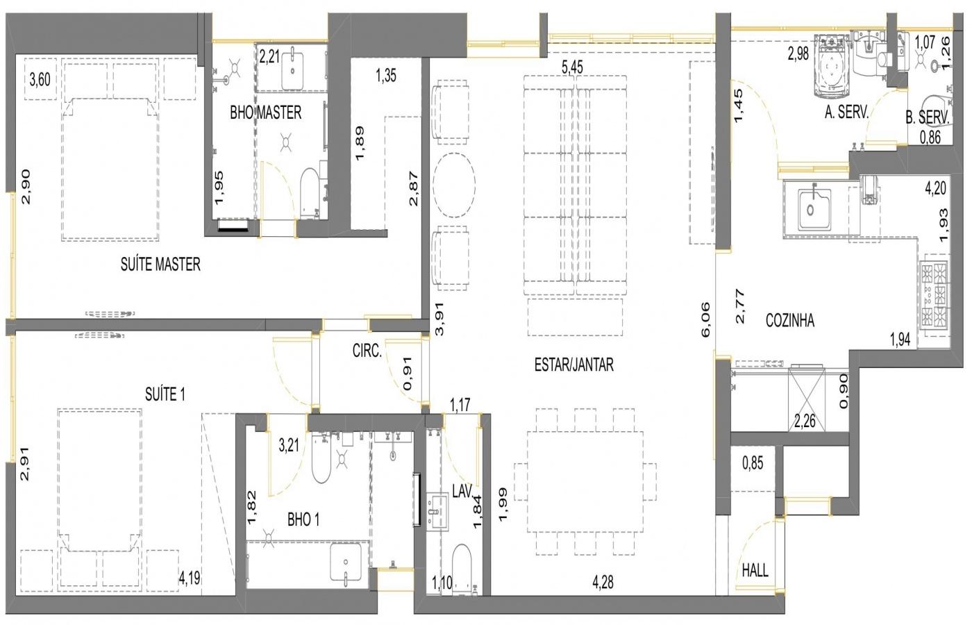 294 Rua Jesuíno Arruda, 04532080, São Paulo, 2 Bedrooms Bedrooms, ,2 BathroomsBathrooms,Apartamento,Vendas,Edifício Ibirá,Rua Jesuíno Arruda,2,1022